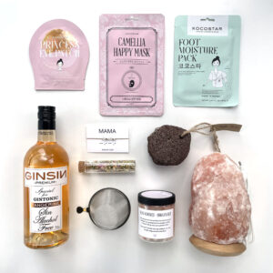 Foto van advent cadeaubox mommy to be large